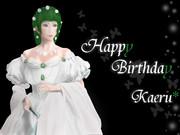 Happy Birthday Kaeru*