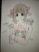 春香さん、誕生日おめでとうございます!
