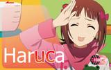 春香さん誕生日記念Suica
