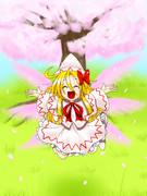 「春ですよー!」