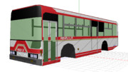THE 岐阜バス(名鉄グループ共通カラー)