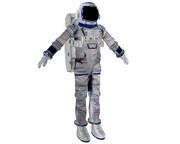 MMD遠景用宇宙服