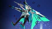 ミクマットフルバースト!!【GNlat-039GNHW】