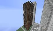 【Minecraft】 マンション味のう○こ う○こ味のマンション
