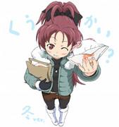 冬服杏子ちゃん