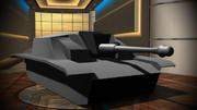 戦車モデリング、始めます!