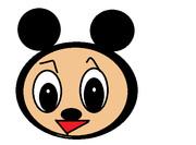 3分で書いた○ッキーマウス