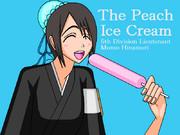 The Peach Ice Cream