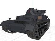 Ⅳ号戦車D型Ver1.0 配布します!