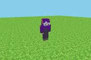 棒ゲスを再現してみたかった(Minecraft Skin)