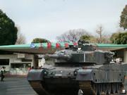 上野公園前の90式