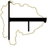 山梨県簡易路線図