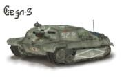 装甲戦車 デーヴァⅢ型