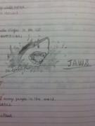 描いてみたJAWS!!