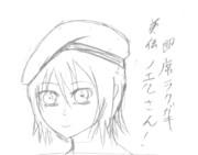 ノエル曹長【ラクガキ】