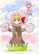 桜ルーミア