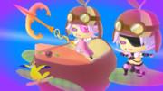 空賊なアニキたち~ちびりんご空賊~
