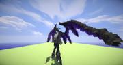 【Minecraft】バハムート(FF9)
