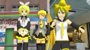 大和式黄色三人組、推参!