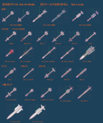 空対空ミサイル詰め合わせ (モデル配布)