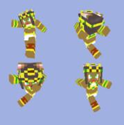 【Minecraft】 パズドラのバステト