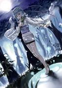 水面のアレサ