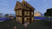 【Minecraft】簡単家作り(終わり)