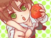 トマトの味が 決め手だぞ!