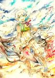 白い翼と黒い剣