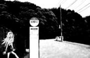 白金ぎんか(幻影ヲ駆ケル太陽)女の都バス停