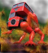 【写真改造】真っ赤なホモォがあらわれた!