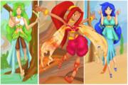 Goddesses of Legend