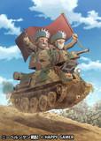 ドワーフ戦車隊