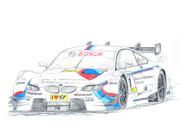 BMW M3 DTM 2012/BMW Original Teile Team RMG