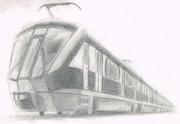架空鉄道車両