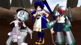 体育館裏ロボットアニメ