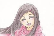 アヤノ(手描き)