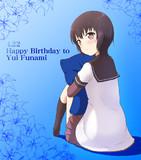 ゆるゆり:Happy Birthday to 結衣2013