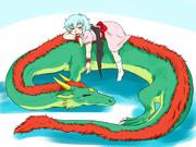 龍美鈴とレミリアお嬢様