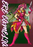 灯火の魔法少女『エル=キャメリア』(衣装案2)