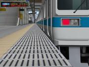 【RailSim】 駅出発