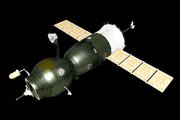 MMD用ソユーズT型宇宙船