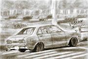 Nissan Sunny(B310)