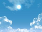 【マインクラフト】空と太陽【カスタムテクスチャー】