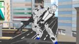 【MMD】ガンダムUCのぶき