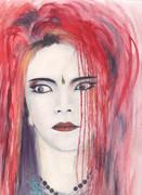 赤髪の魔女