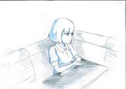 明石さん (四畳半) 01
