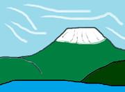 富士山(適当)