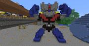 【Minecraft】マジンガーZ