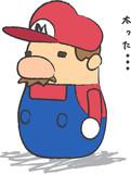【5月病でも】マリオ【マトリョーシ化】